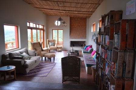 Chameleon Hill Lounge and Library