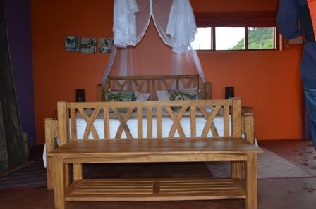 Double Room Chameleon Hill Lodge