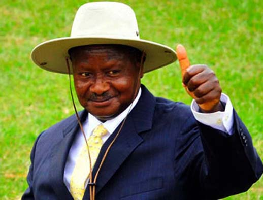 President Yoweri Kaguta Museveni - History of Uganda