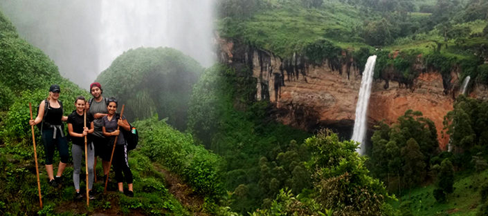 2 days Pian Upe and Sipi falls hike