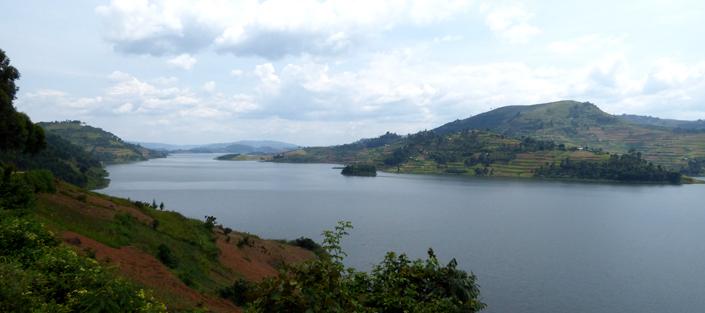 Lake Bunyonyi Kabale (Place of many little birds)