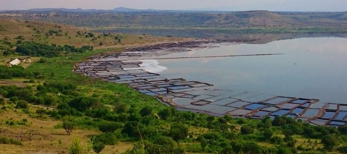 Lake Katwe Kasese