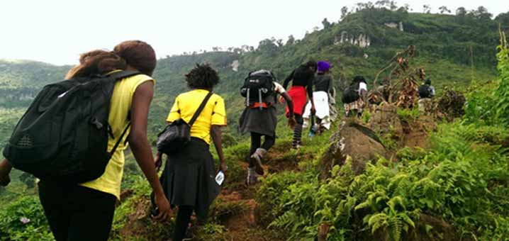 Hiking Mountain Elgon National Park