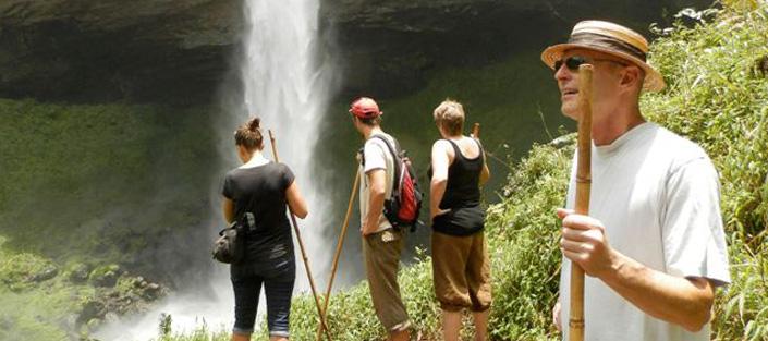 1 Day Sipi Falls Tour - 3 water falls, Kapchorwa Uganda