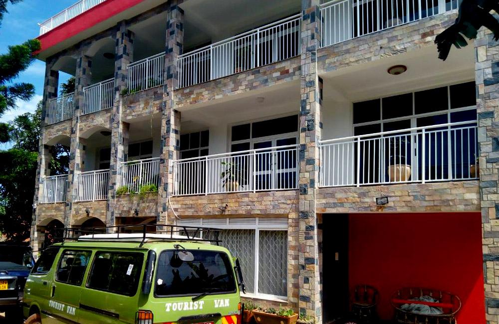 The Shoebill Nest, Lweza estate - Off Entebbe road